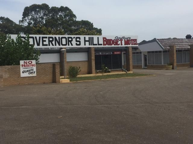 Governors Hill Motel - Accommodation Georgetown