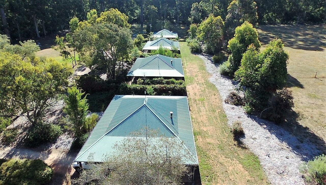 Treenbrook Cottages - Accommodation Georgetown