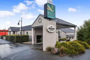Quality Inn  Suites The Menzies - Accommodation Georgetown