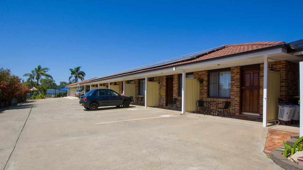 Aalbany Motel Narrabri - Accommodation Georgetown
