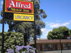Alfred Motor Inn - Accommodation Georgetown