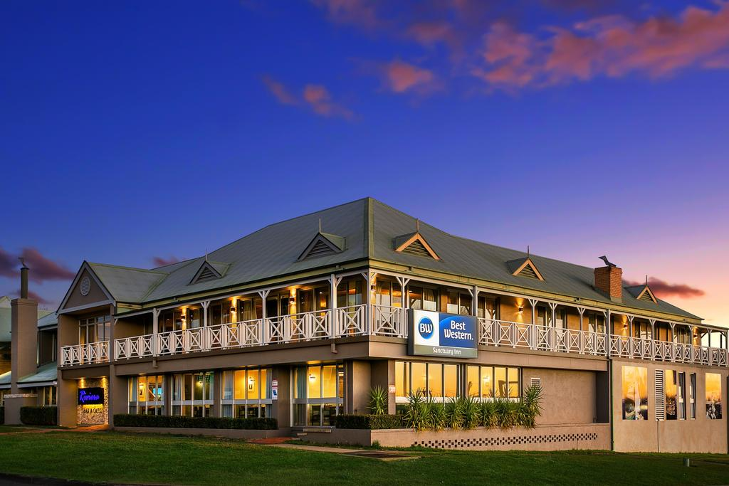 Best Western Sanctuary Inn - Accommodation Georgetown